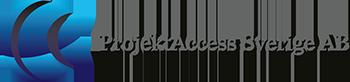 Projektaccess Sverige AB Logotyp