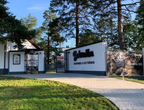 5-års garantibesiktning på Solvalla