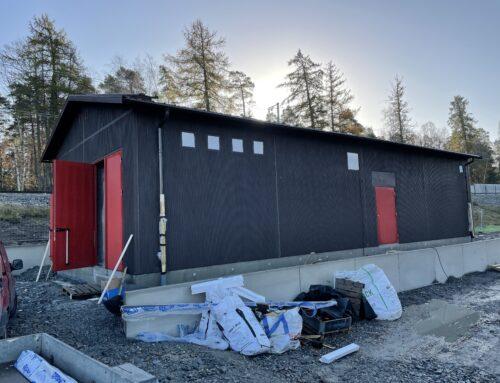 Projektering- och produktionsledning likriktarstation Ls Vallentuna